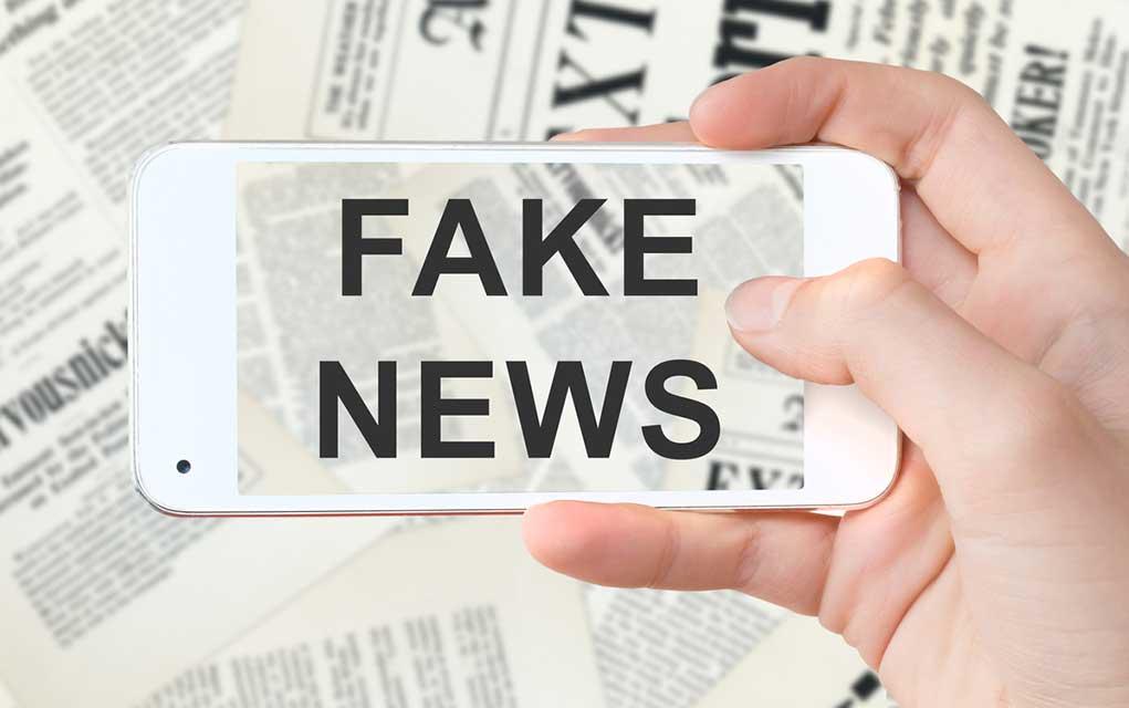Fake News And Social Media Collide