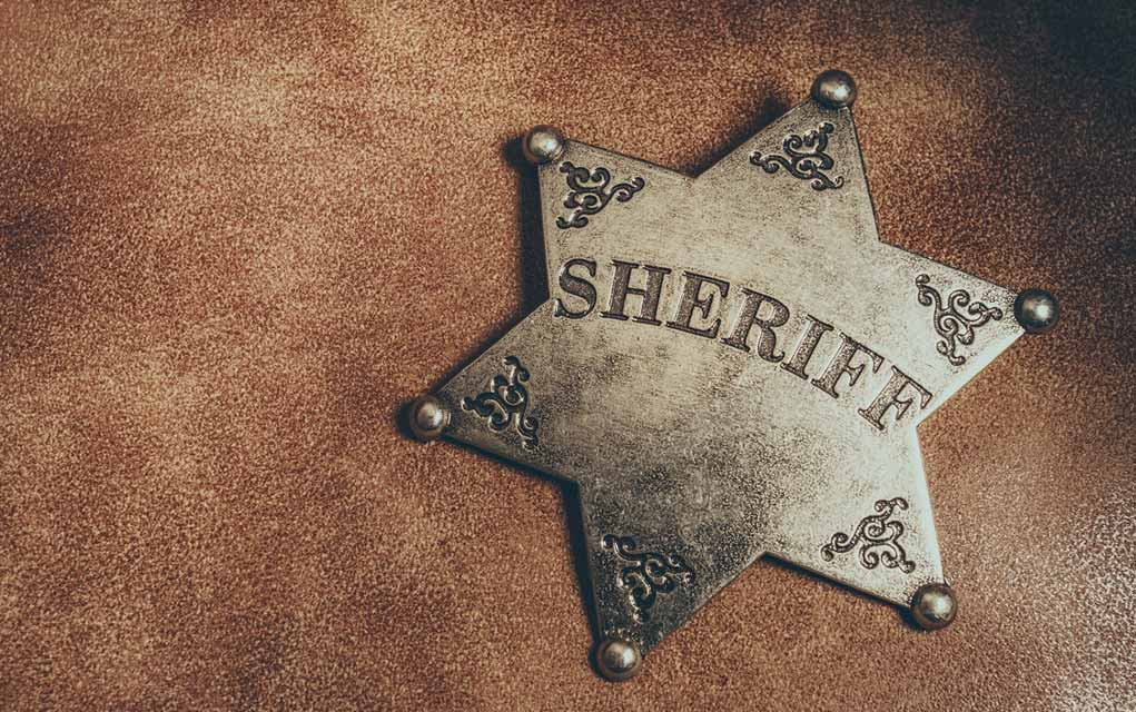 Surprising Authority of the Local Sheriff