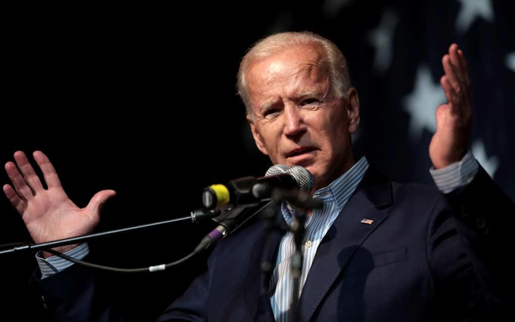 Biden's On Clean Up Duty...Again