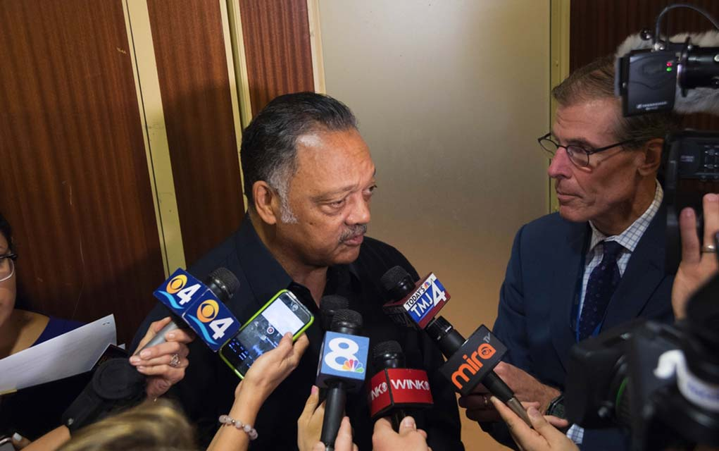 Rev. Jesse Jackson: Situation in Chicago Is 'Humiliating'