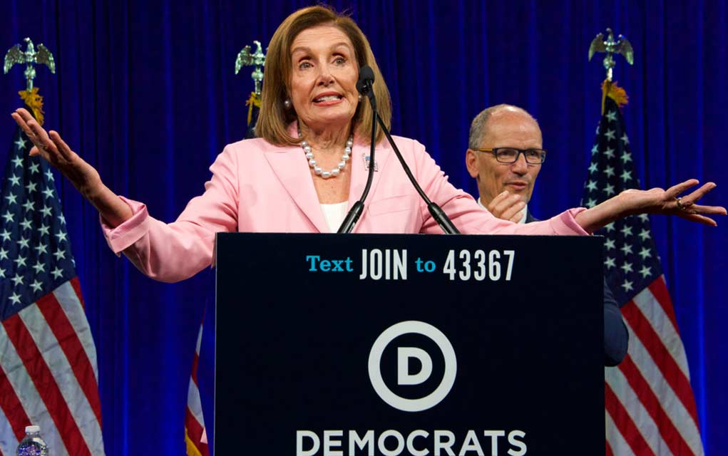 What in the World Is Wrong with Nancy Pelosi?