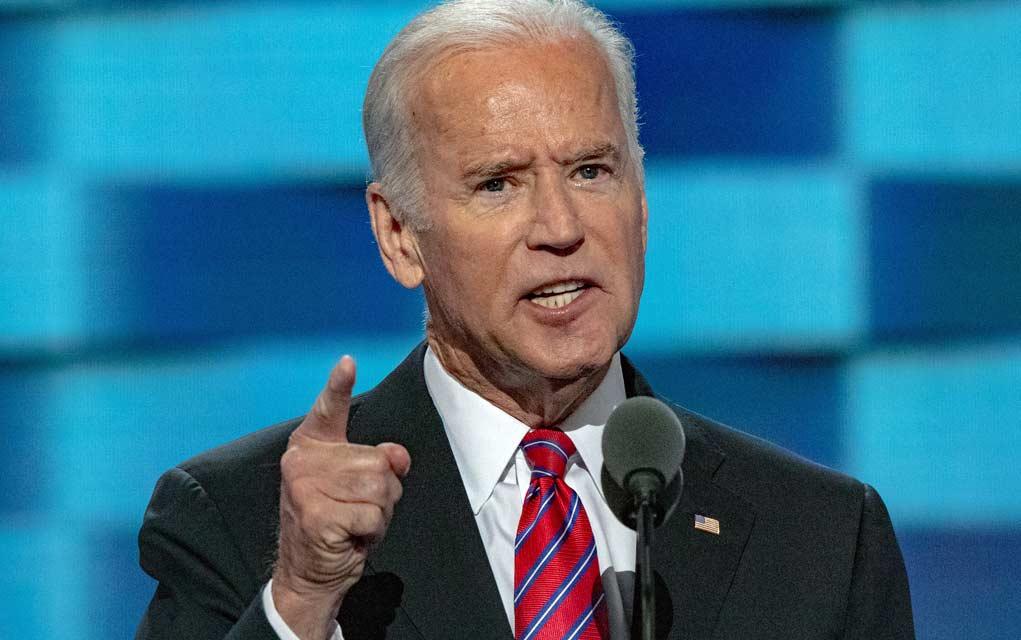 Biden Photo Op Goes Horribly Wrong