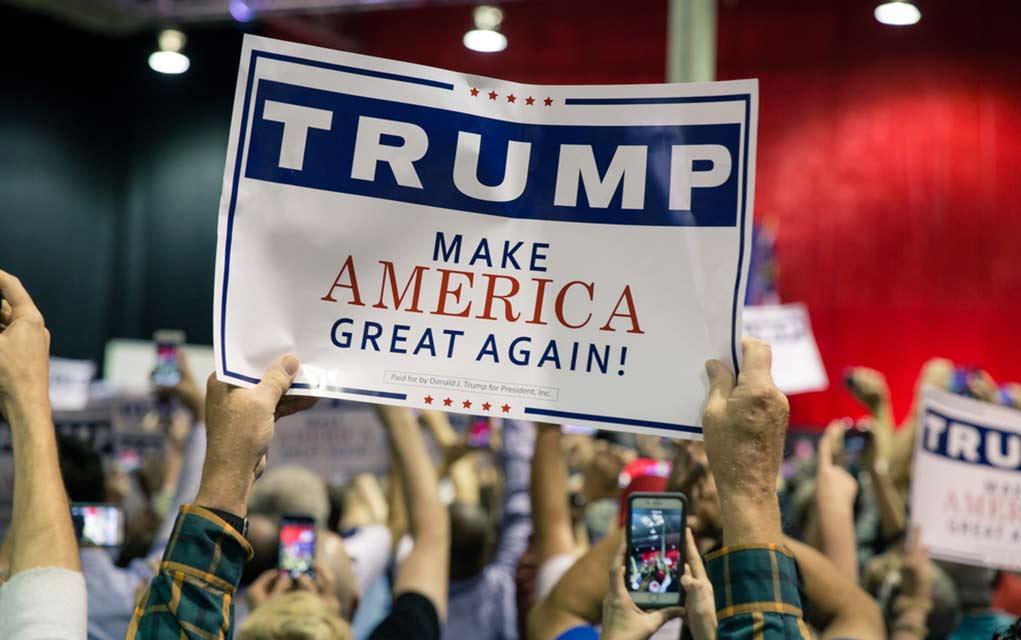 The Trump Campaign Hits Nevada