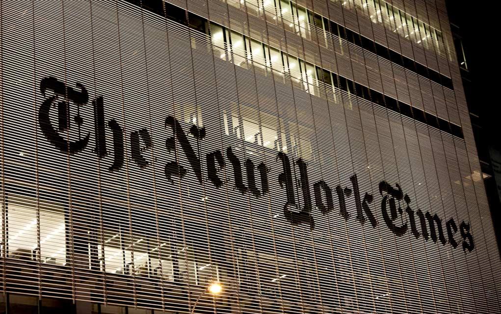 Trump Calls Out NYT