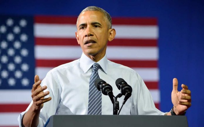 Barack Obama Draws Few People to Campaign Event For Joe Biden (REPORT)