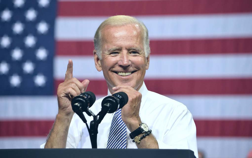 Biden Makes Inappropriate Remark About Young Girls at Event