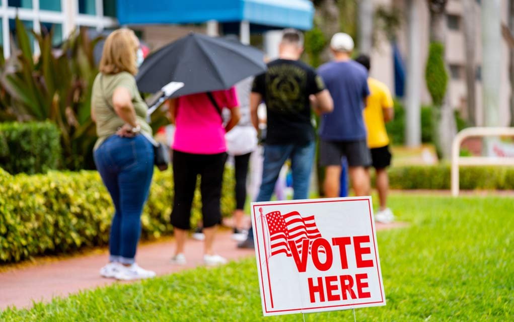 "Early Voting Shows No Massive ""Blue Wave"" Coming"