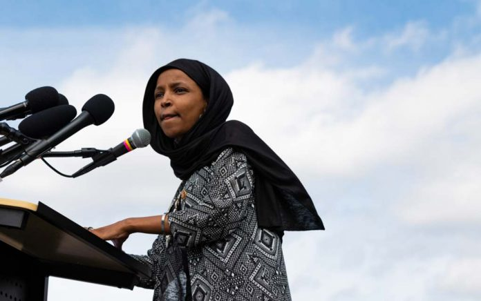 Ilhan Omar Claims, Without Proof, That Trump's Attacks Have Caused DEATH Threats Against Her
