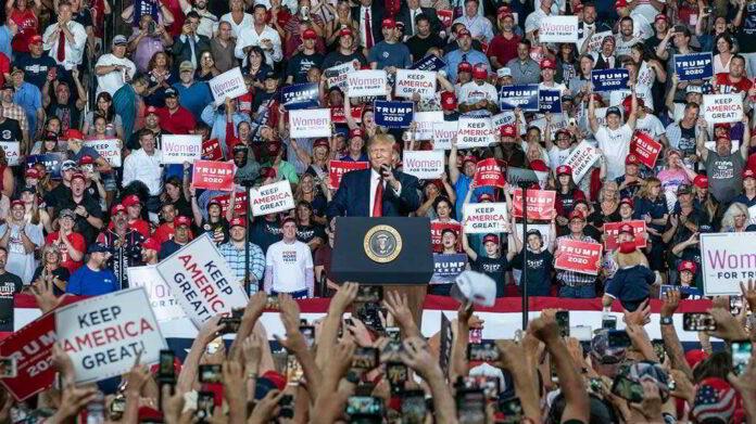 Ilhan Omar Calls Trump Rallies