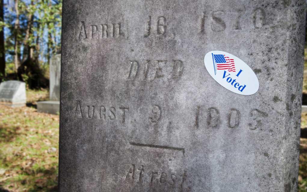 Watchdog Finds 21,000 Dead Voters on Pennsylvania Voter Rolls (REPORT)