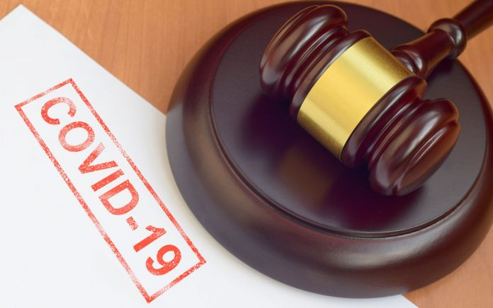 How Are the Courts Handling COVID-19?