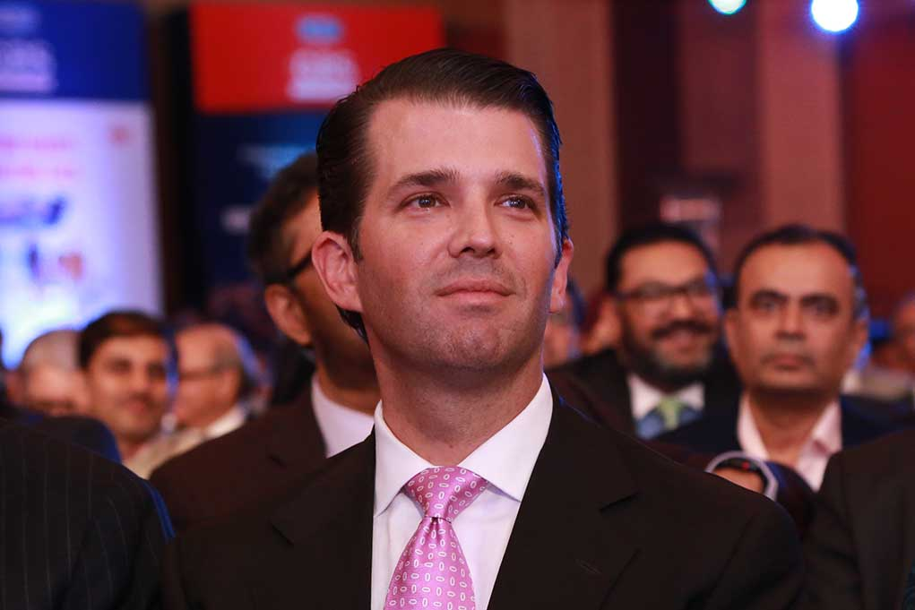 Trump Jr. Claims Stock Mania Regarding Gamestop Is Amazing to Watch