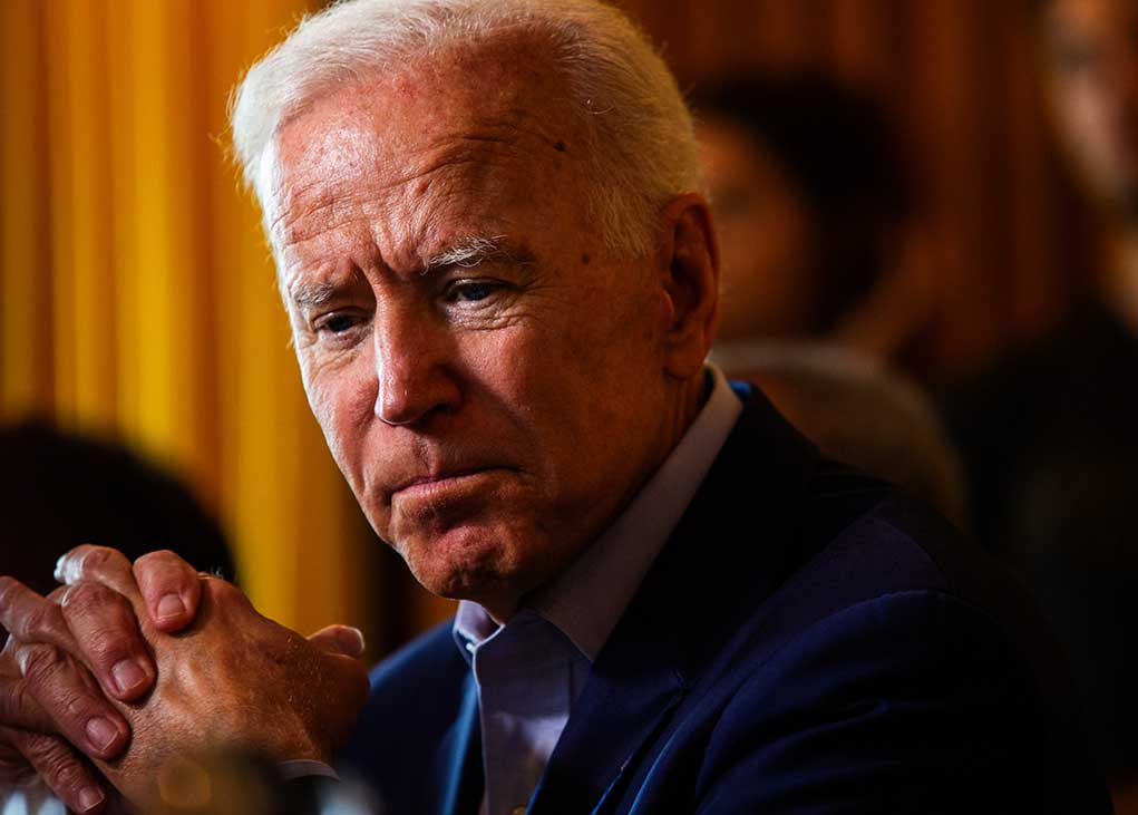 Biden Executive Order Hailed as America Last Plan By Top Congressman