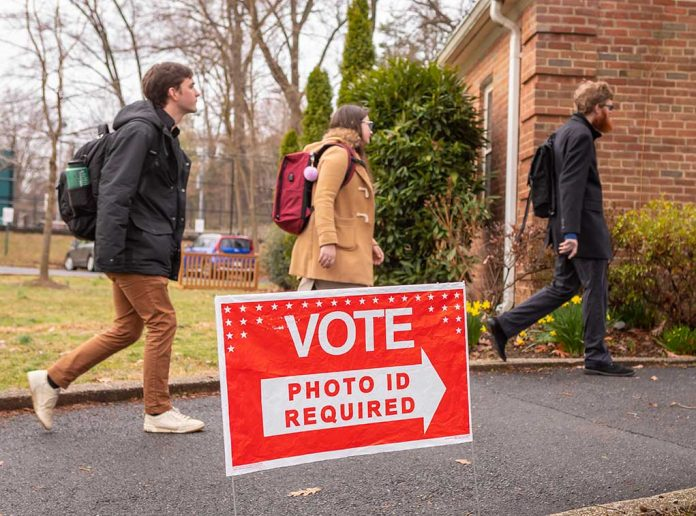 State Republicans Pass New Voter Bill
