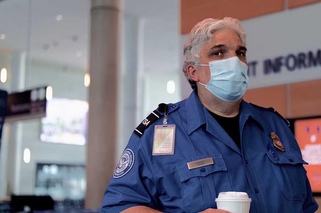 New Biden Rules Allow TSA to Fine You for Not Wearing Masks