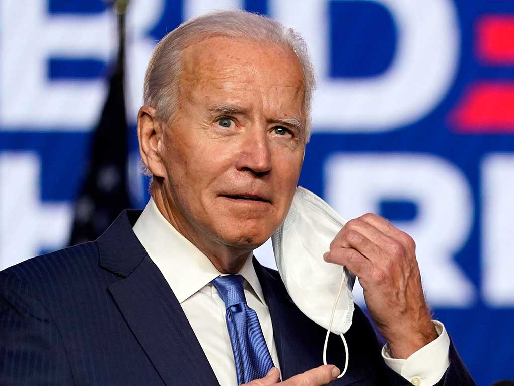 Biden Finally Asking for Help at Border