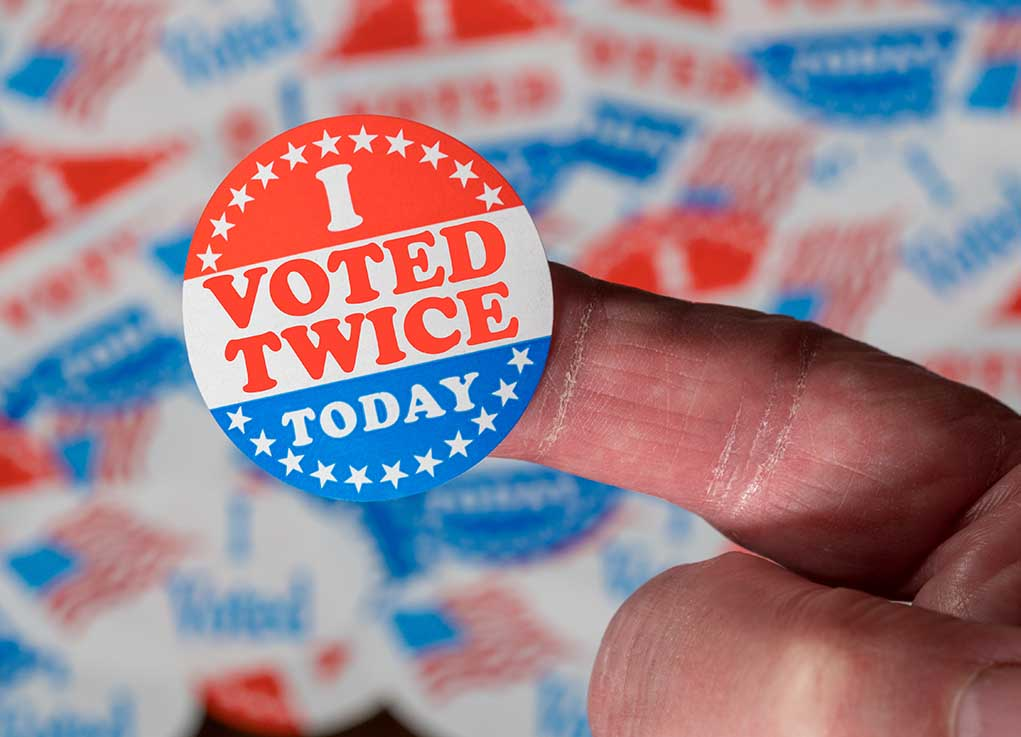 Investigators Launch Massive Election Fraud Probe