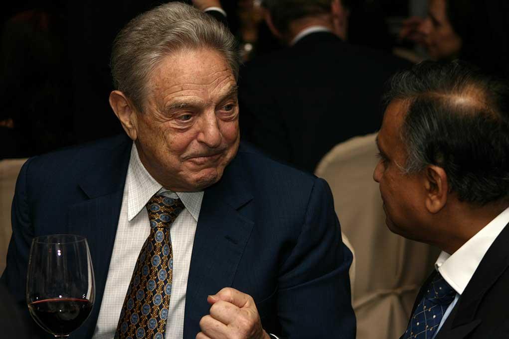 George Soros Ally's Plot Could Help Gang Members