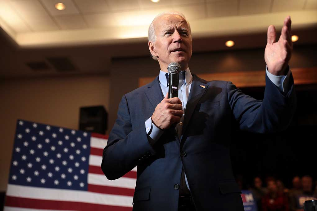Joe Biden to Weaponize IRS Against Americans