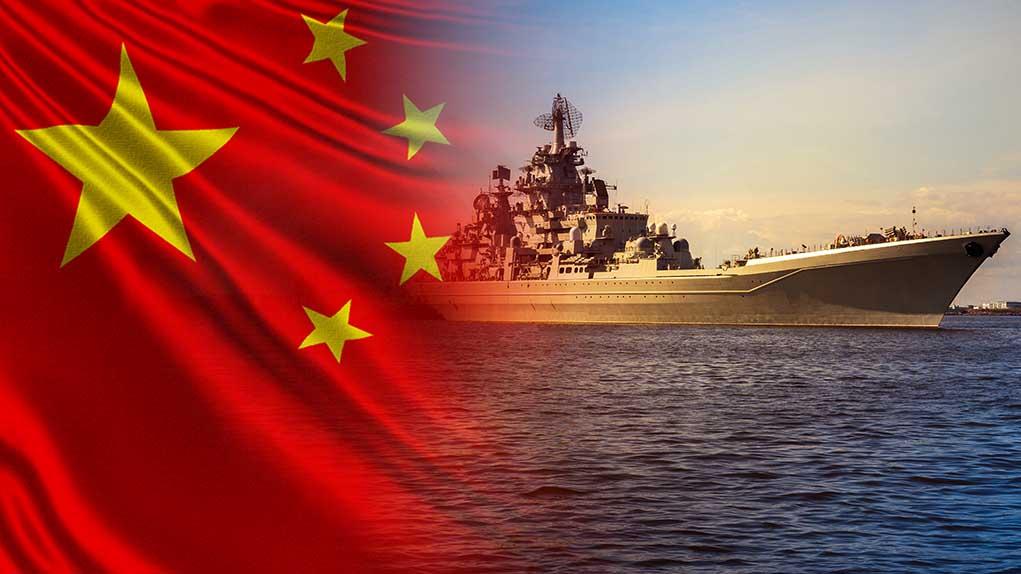 China Says It's