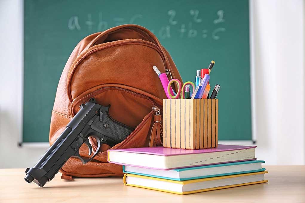 Teacher Stops School Shooter in Surprising Act
