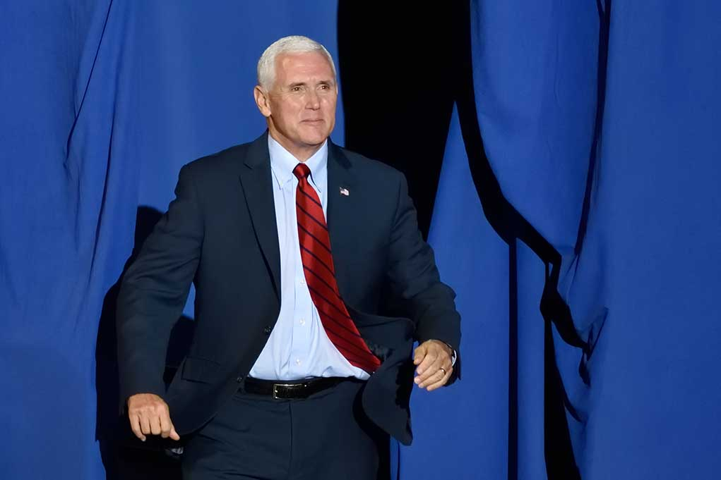 Mike Pence Traveling to More States as 2024 Rumors Swirl