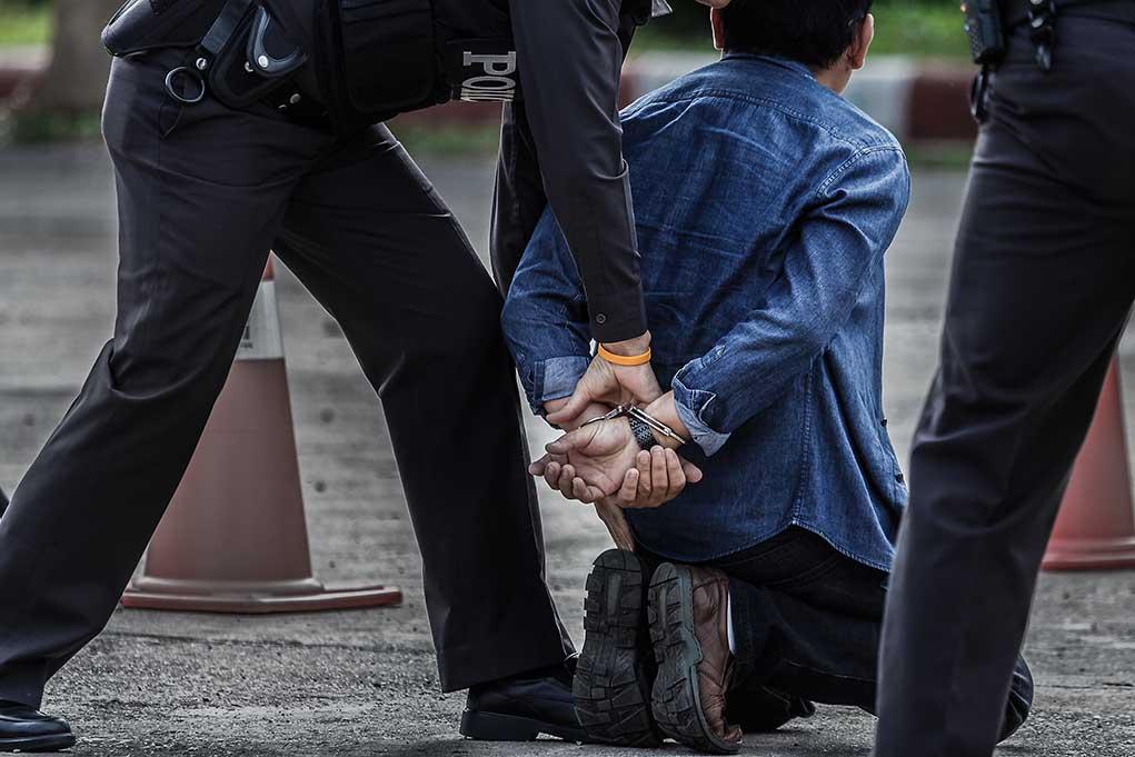 Police Arrest Man in Anti-Semitic Attack