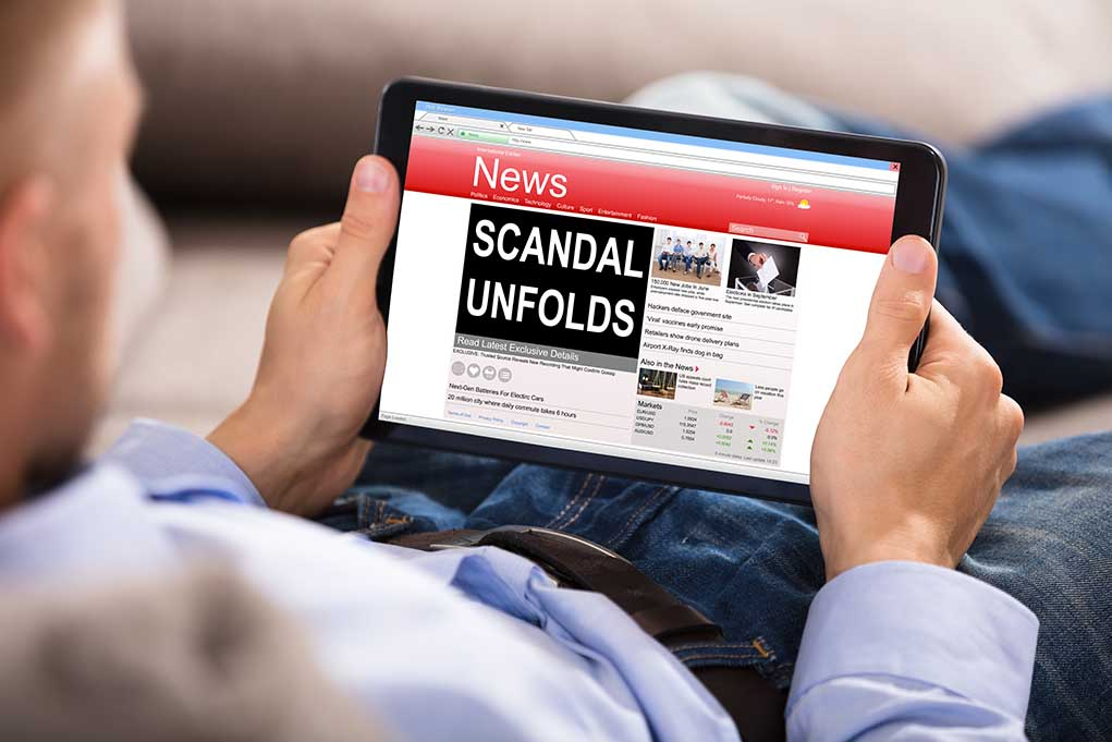 Disturbing Scandal Linked to Democrat Figure Erupts