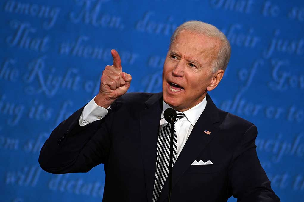 Joe Biden Loses It After CNN Reporter's Question