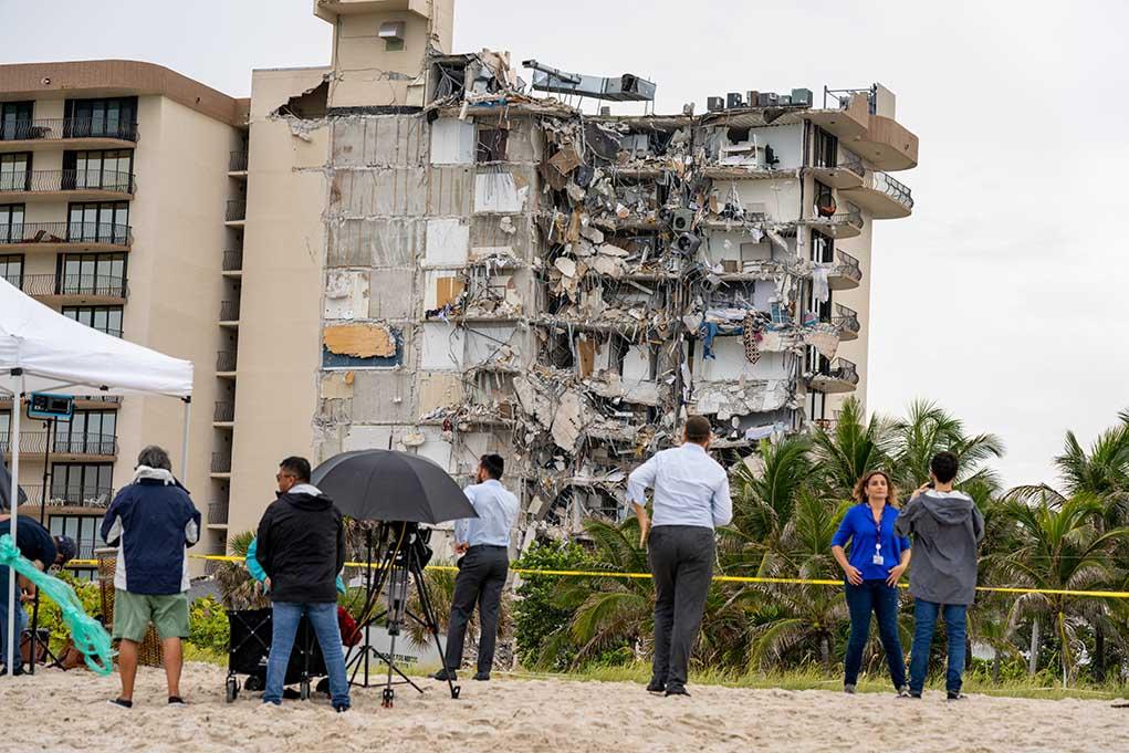 Condo Collapse Families To Receive Massive Initial Compensation