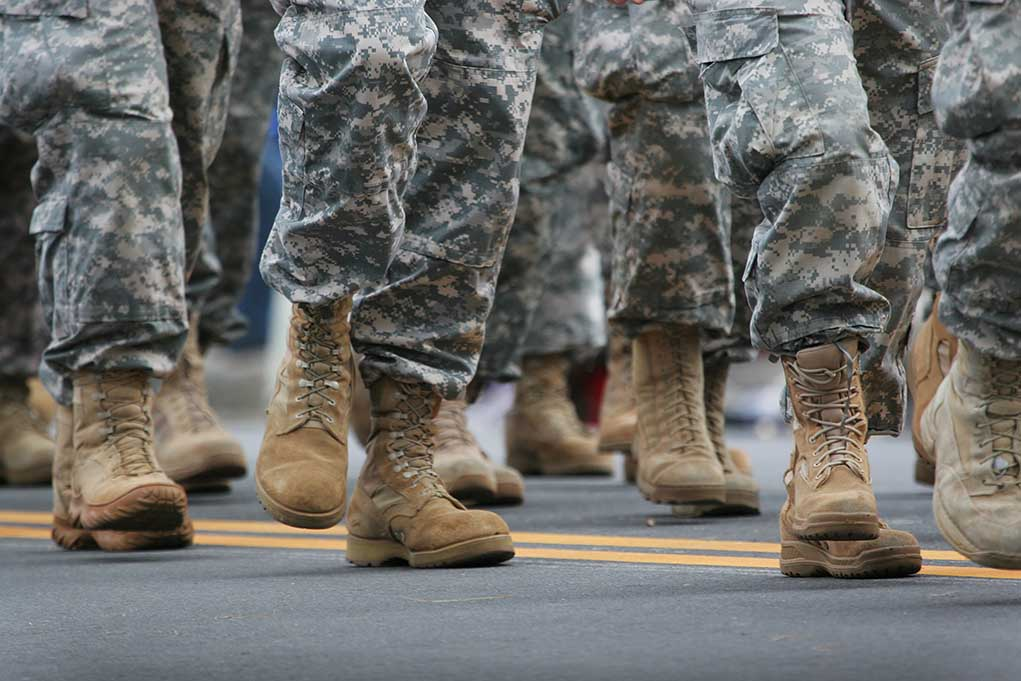 US Troops Threatening to Quit Over Forced Vaccinations