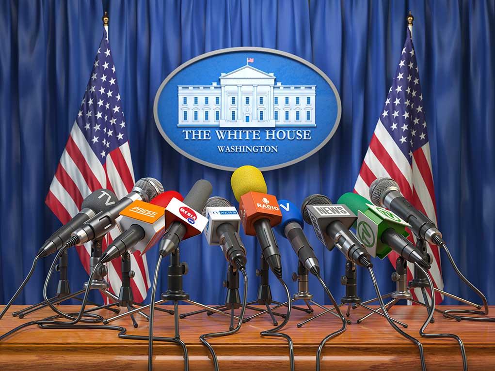 Joe Biden and Jen Psaki Take Break During Afghanistan Uprising