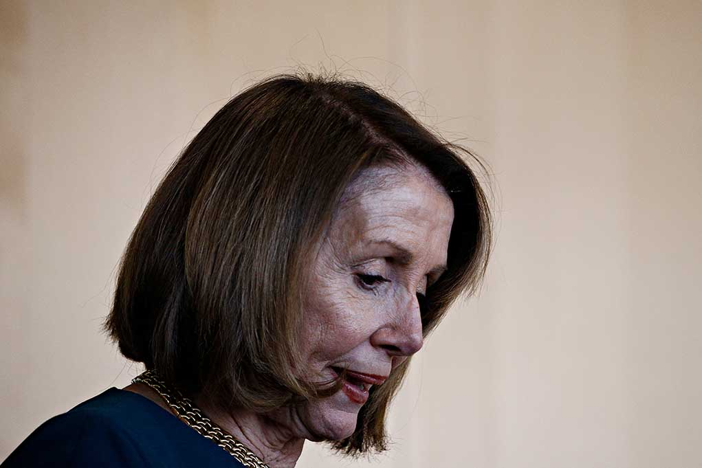 Rep Sends Threat to Nancy Pelosi: