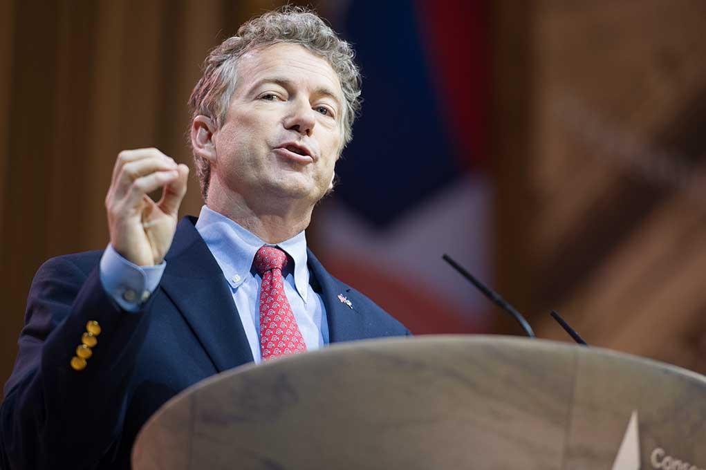 GOP Senator Blames Democrats for Future Inflation Issues