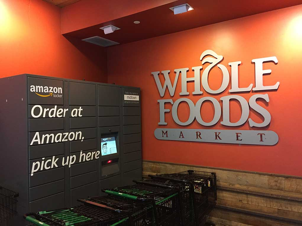Cashierless Whole Foods Coming Soon