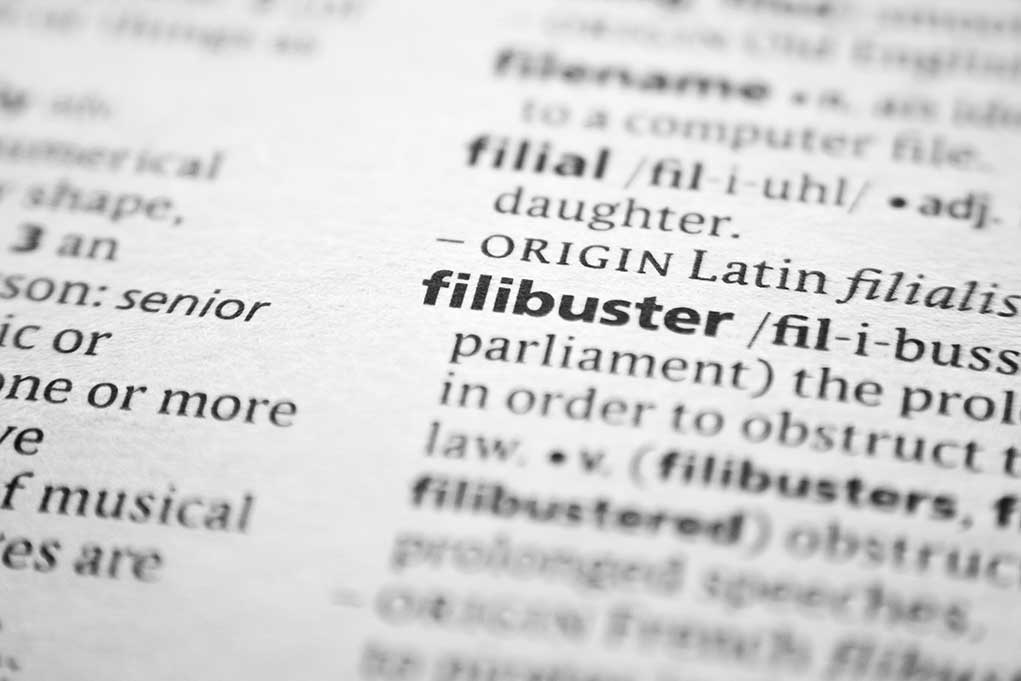 AFL-CIO Might Primary Pro Filibuster Democrats
