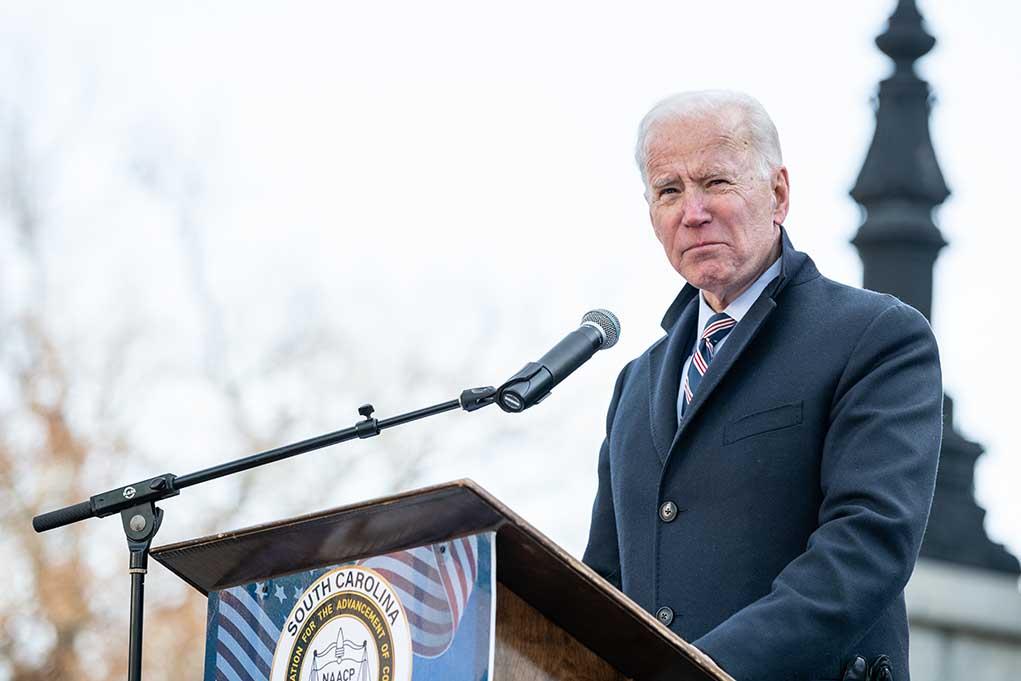 Joe Biden Cancels on Chicago