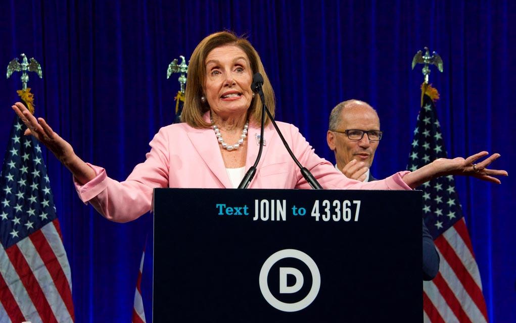 Pelosi Admits to Needed Adjustments