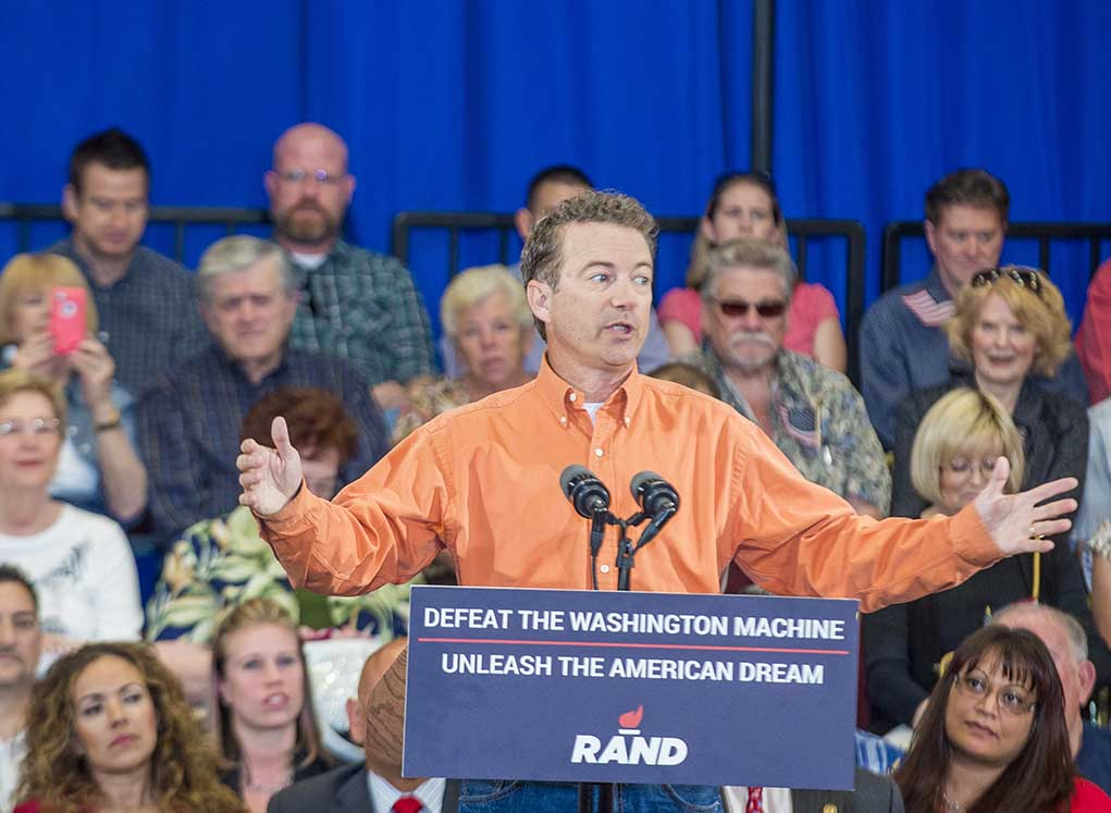 Rand Paul Calls Out CDC for Ivermectin Stance